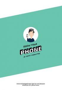 Broschüre KnowYourPhone Icon